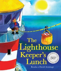 light house keeper lunch book